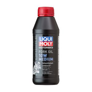 MOTORBIKE FORK OIL 10W MED. LIQUI MOLY